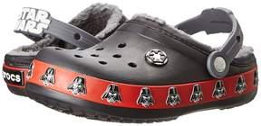 Crocs CB Darth Vader Lined Clog (Toddler/Little Kid)