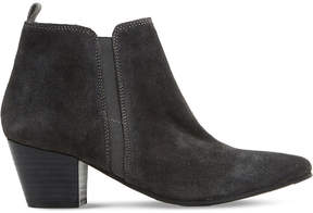 Dune Perdy suede ankle boot