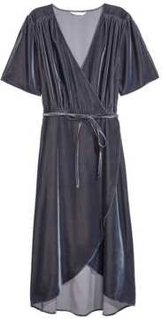 H&M Velour Dress