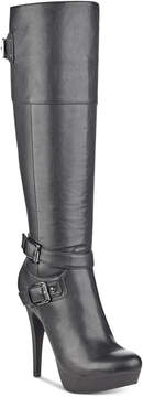 G by Guess Decco Platform Boots Women's Shoes