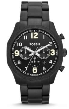 Fossil Foreman FS4864 Black Analog Quartz Men's Watch
