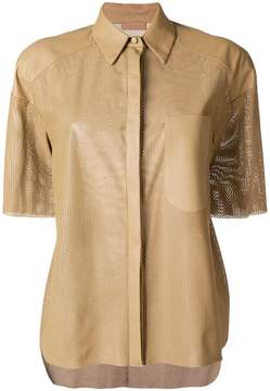 Drome shortsleeved shirt