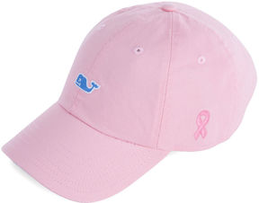Vineyard Vines Womens Breast Cancer Baseball Hat
