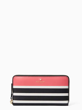 Kate Spade Hyde lane stripe michele - PEACH SHERBERT - STYLE