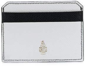 Mark Cross colour block cardholder