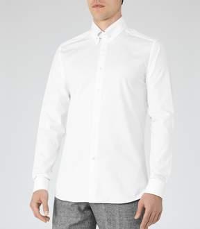 Reiss Forsberg Collar Bar Shirt