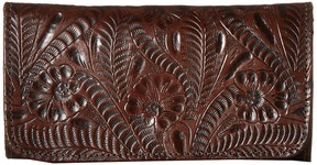 American West Annie's Secret Collection Tri-Fold Wallet Wallet Handbags