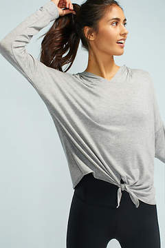 Beyond Yoga Knotted Front Hoodie