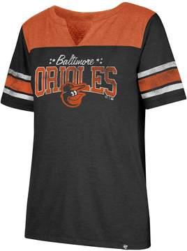 '47 Women's Baltimore Orioles Match Tri-Blend Tee