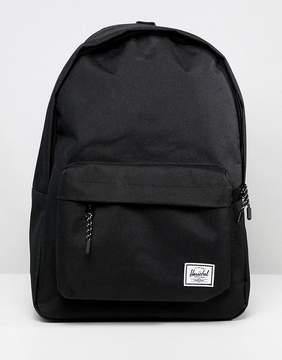 Herschel Classic Volume Black Backpack