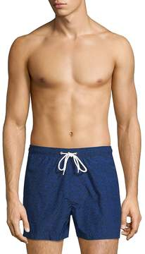 North Sails Men's Icons Printed Volley Swim Shorts