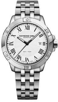 Raymond Weil Tango White Dial Stainless Steel Bracelet Watch