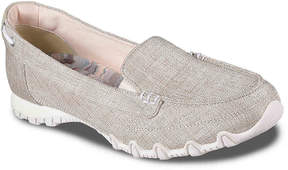 Skechers Women's Relaxed Fit Bikers Motoring Slip-On Sneaker