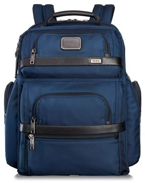 Tumi Men's Alpha 2 T-Pass Brief Pack - Blue
