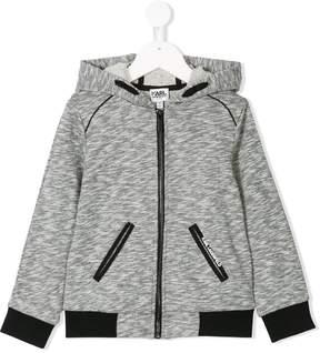 Karl Lagerfeld zip hoodie