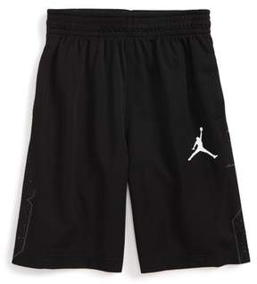 Jordan Boy's Speckle 23 Basketball Shorts