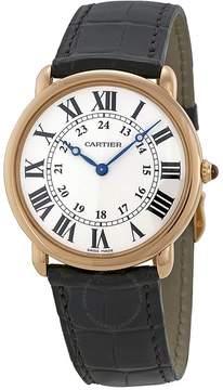 Cartier Ronde Louis Men's Watch