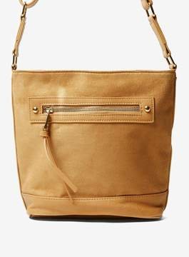 Dorothy Perkins Tan Bucket Bag