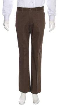 Hermes Gabardine Cotton Pants