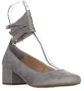 Call it SPRING Staniue Spectator Pumps, Gray.
