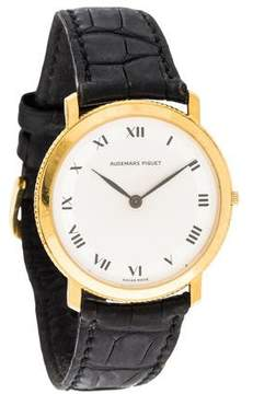 Audemars Piguet 18K Classic Watch