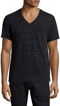 Alternative Apparel Men's Heathered V-Neck Tee