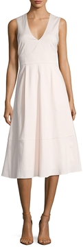 Ava & Aiden Women's A-Line Midi Length Dress