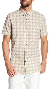 Jeremiah Giles Print Shirt