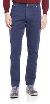 Isaia Slim-Fit Jeans