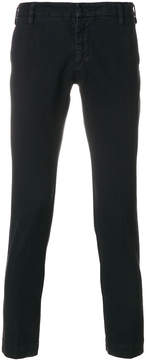 Entre Amis classic fitted trousers