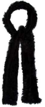 Dolce & Gabbana Fur Scarf