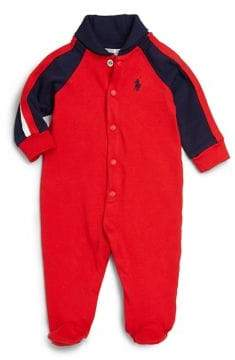 Ralph Lauren Baby's Rugby Coverall
