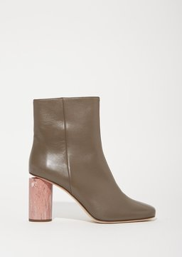 Acne Studios Althea Boot Chestnut Pink Size: IT 40