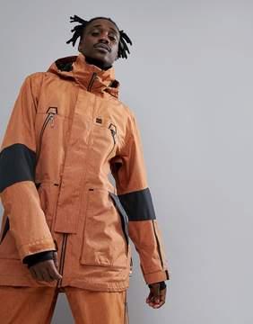 DC Snow Command Jacket in 30K Sympatex Fabric