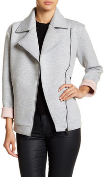Do & Be Do + Be Asymmetrical Zipper Jacket