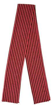 Paul Smith Bicolor Striped Scarf
