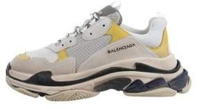 Balenciaga Triple S DSM Sneakers w/ Tags