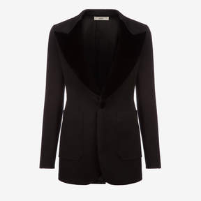 Bally Jacquard Evening Blazer