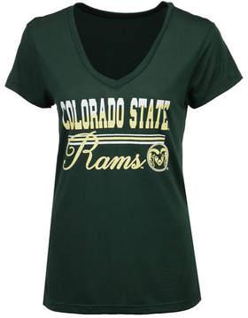 Colosseum Women's Colorado State Rams PowerPlay T-Shirt