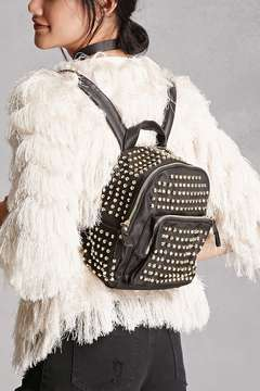 FOREVER 21 Alex And Max Studded Backpack