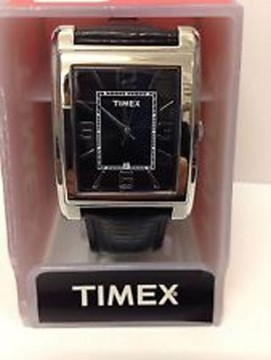 Timex Men Silver Analog Watch T2P517