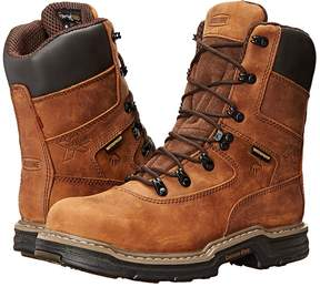 Wolverine Marauder Multishox Waterproof 8 Steel Toe Boot Men's Work Boots