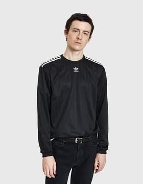 adidas LS Jersey in Black