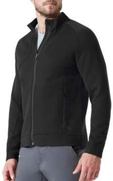 MPG Heather Charcoal Academy Jacket