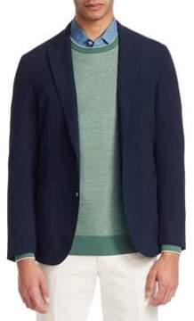 Loro Piana Two-Button Wool Jacket
