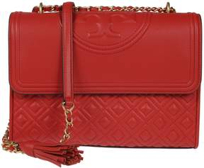 Tory Burch Fleming Convertible Shoulder Bag - EXOTIC RED - STYLE