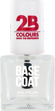 2B Colours Base Coat Nail Polish