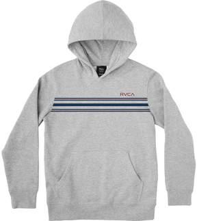 RVCA Seven Stripe Pullover Hoodie