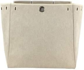 Hermes Herbag cloth tote - BEIGE - STYLE