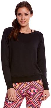 Beyond Yoga Seam You Later Workout Sweatshirt 8151494
